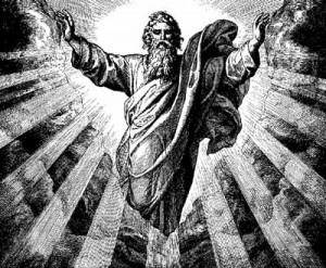 Der himmlische Vater