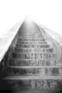Die Treppe zum Himmel und der Erlösung